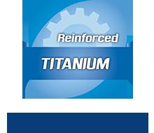 Reinforced Titanium